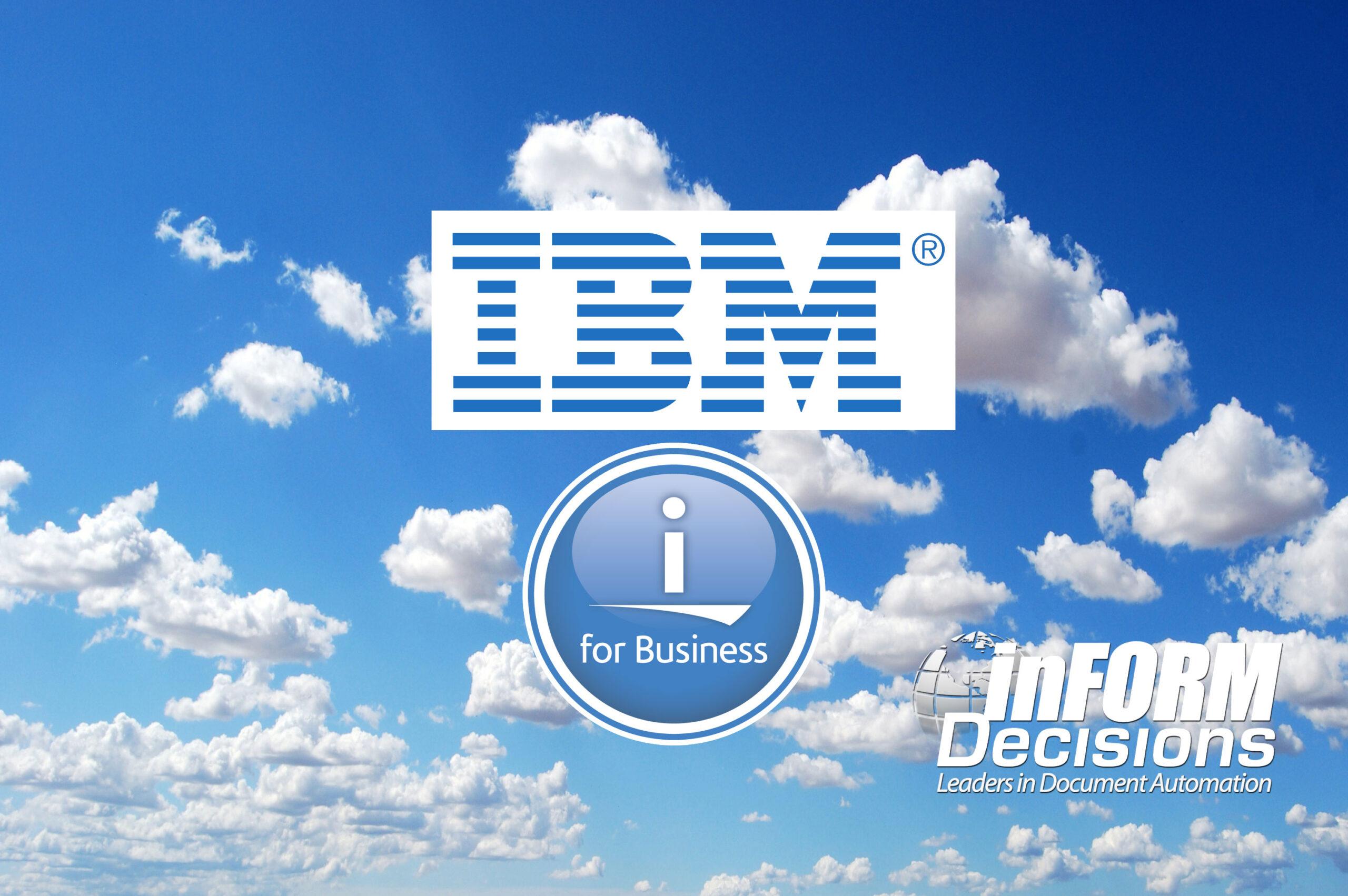 IBM i server